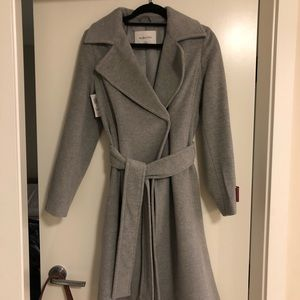Babaton Jake Wool Coat